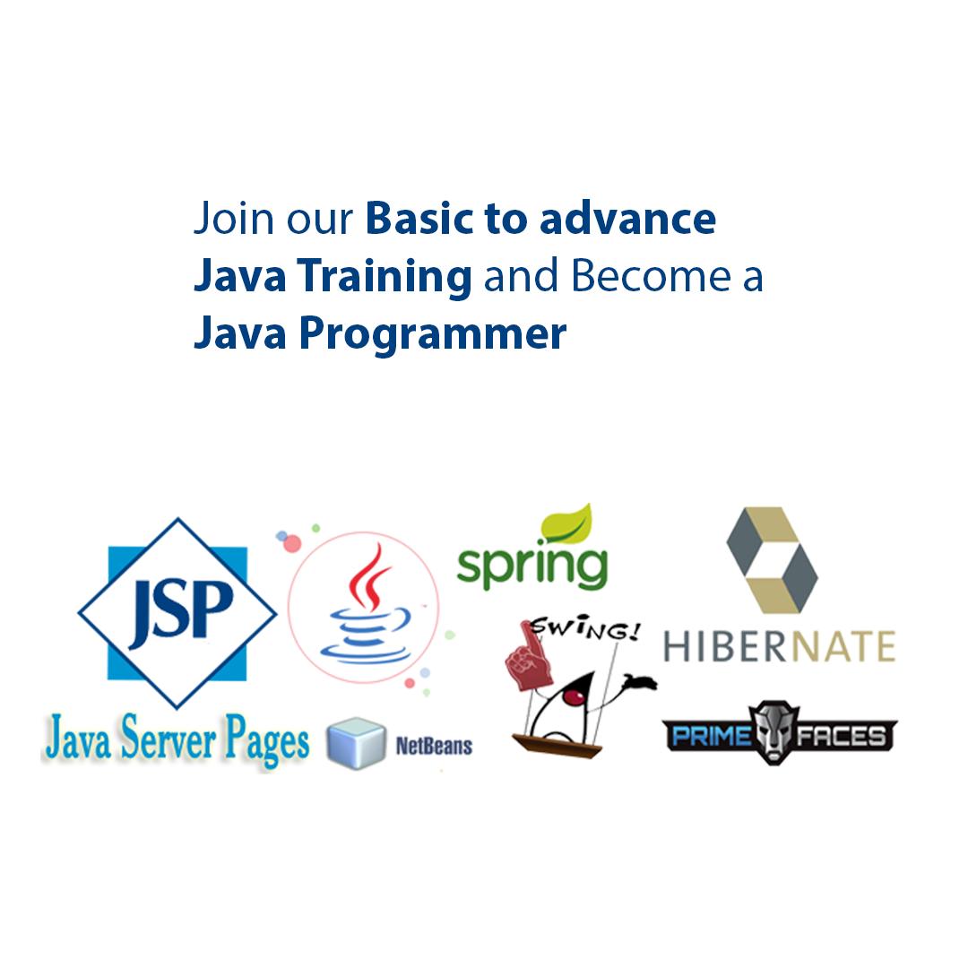 Java Training Packages in Kathmandu, Nepal | Courses in Java
