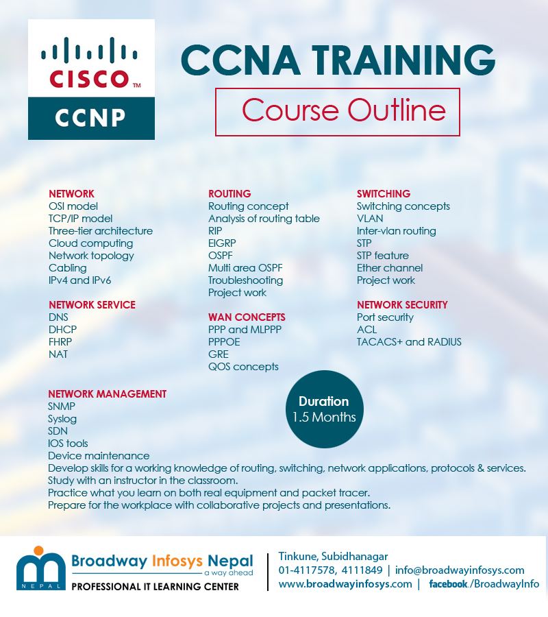Free Cisco CCNA Video Training by Andrew Crouthamel ...
