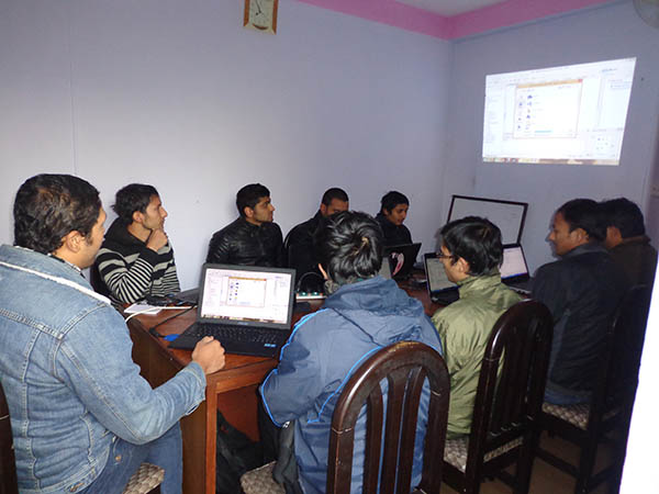 Android Training Center in Kathmandu Nepal
