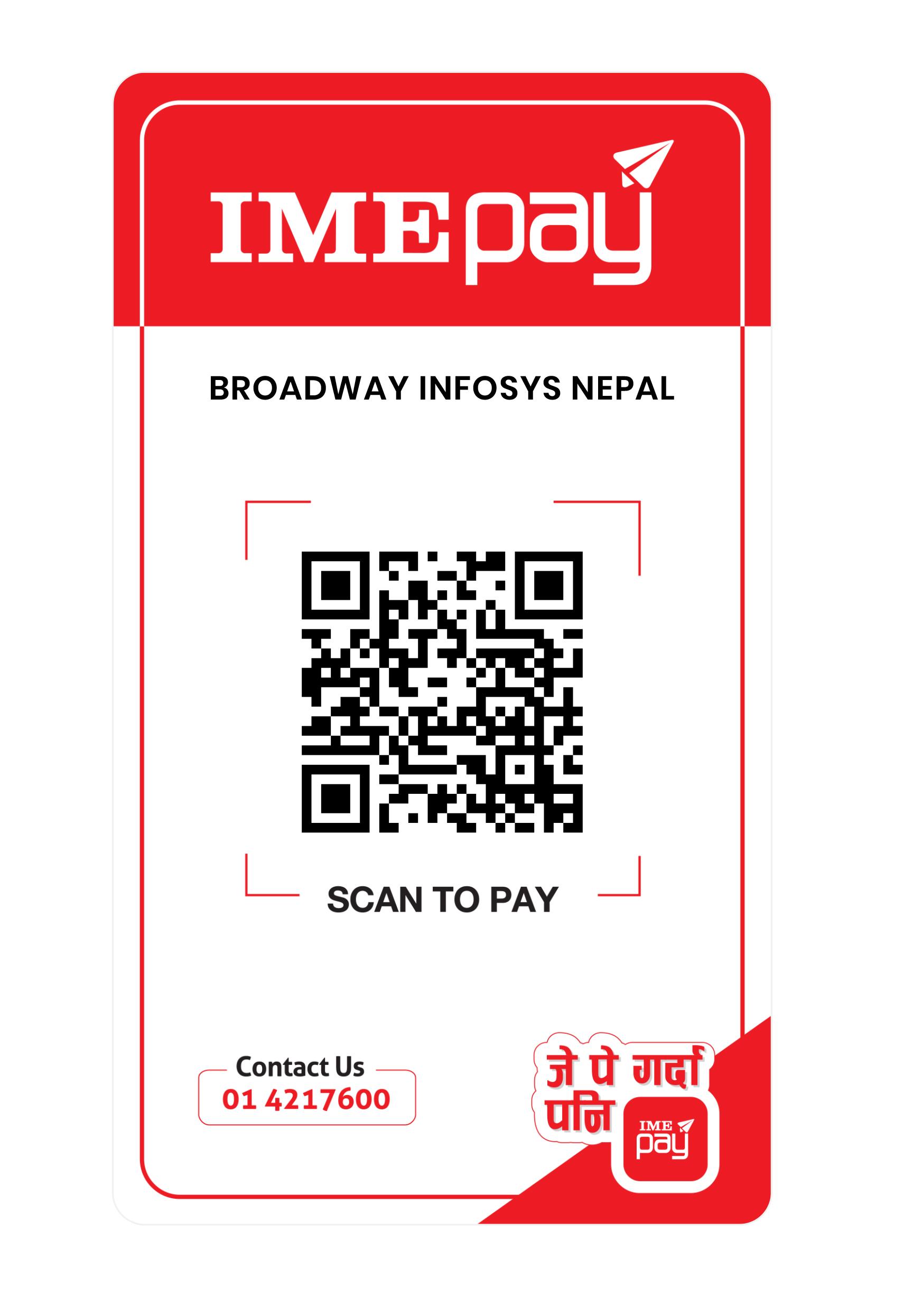 IME Pay QR